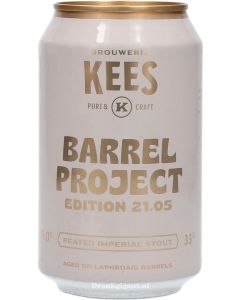 Brouwerij Kees Barrel Project Edition 21.05