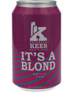 Brouwerij Kees It's Blond