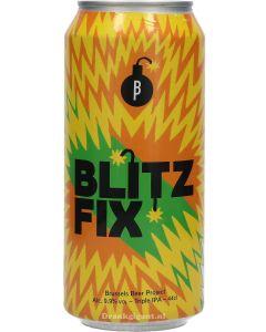 Brussels Beer Project Blitz Fix Triple IPA