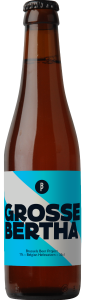 Brussels Beer Project Grosse Bertha