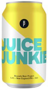 Brussels Beer Project Juice Junkie NEIPA