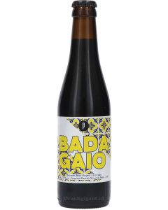 Brussels Beer Project X Forcado Badagaio Imperial Pasteil Stout