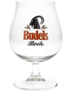 Budels Bockbier Bierglas