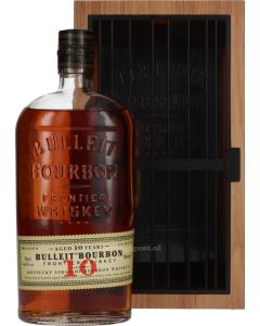Bulleit Bourbon 10 Years In Cage