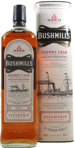 Bushmills Steamship Collection Sherry Cask