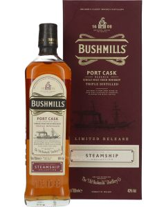 Bushmills Steamship Collection Port Cask