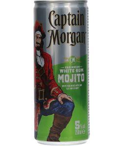 Captain Morgan Mojito In Blik