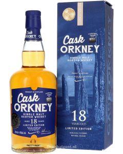 Cask Orkney 18 Year