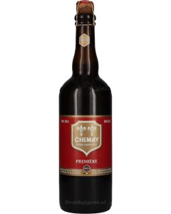 Chimay Premiere Rood