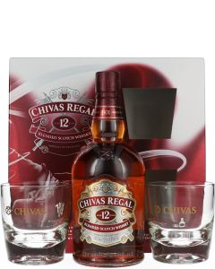 Chivas Regal 12 Years Manchester United Giftpack