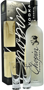 Chopin Potato Vodka giftpack