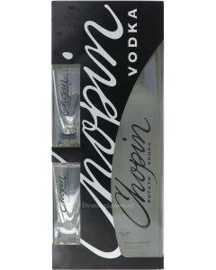 Chopin Vodka Giftset