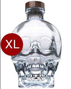 Crystal Head 3 Liter XXXL Fles