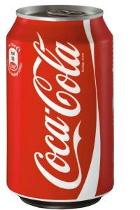 Coca Cola blik