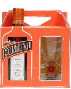 Cointreau + Glas Box