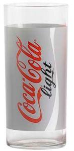 Coca Cola Light Longdrink Glas