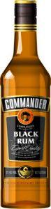 Commander Black Rum