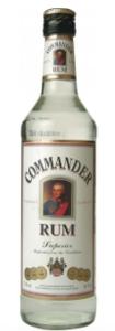 Commander Rum Wit