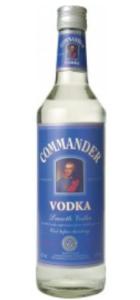 Commander Vodka