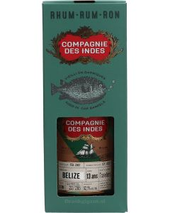Compagnie Des Indes Belize 13 Year