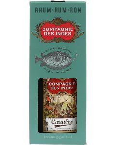 Compagnie Des Indes Caraibes Aged In Oak Rum