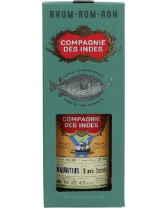 Compagnie Des Indes Mauritius 9 Year