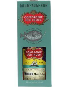 Compagnie Des Indes Trinidad 11 Years