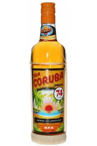 Coruba Dark Rum 74%