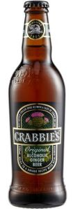 Crabbies Ginger Beer (Gluten Free)