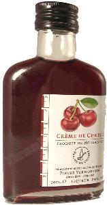 Creme De Cerise / Kersen Keukenflesje