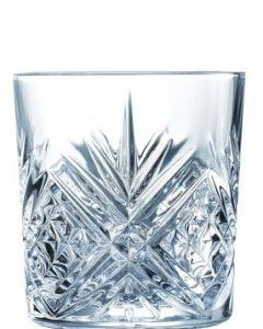 Crystal Look Whisky Glas