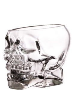 Crystal Skull Shotglas
