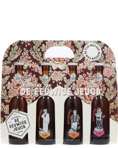 De Eeuwige Jeugd Cadeaubox 4 flessen