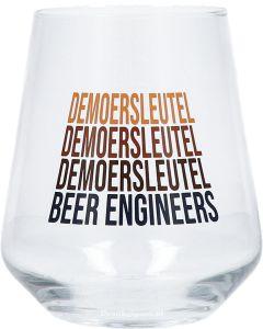 De Moersleutel Engineers Bierglas