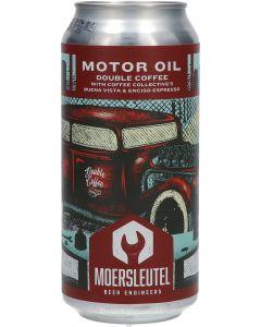 De Moersleutel Motor Oil Double Coffee Imperial Stout