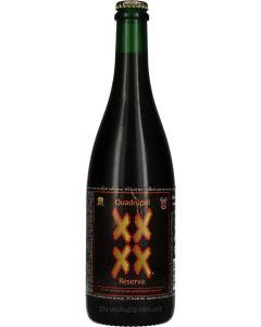 De Struise Quadrupel XXXX Reserva Bourbon