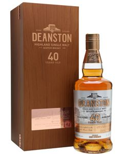 Deanston 40 Years