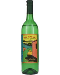 Del Maguey Santo Domingo Albarradas
