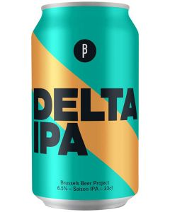 Brussels Beer Project Delta IPA Saison IPA