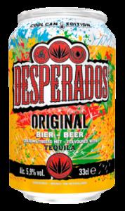Desperados Blik