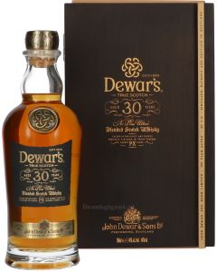 Dewars 30 Year