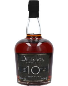 Dictador 10 Years