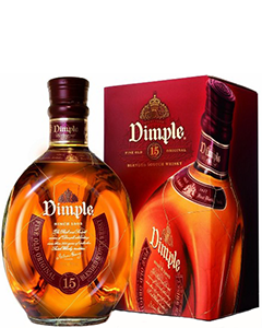 Dimple 15 Year