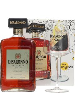 Disaronno Fizz Giftpack