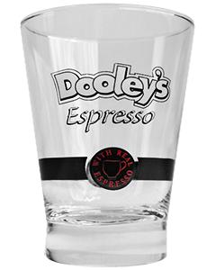 Dooley's Toffee Espresso glaasje