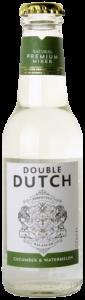 Double Dutch Tonic Cucumber & Watermelon