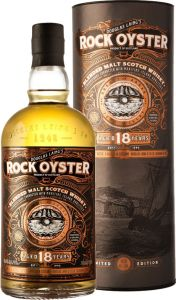 Douglas Laing's Rock Oyster 18 Years