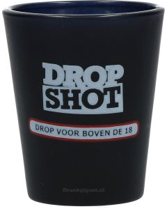 Dropshot Shotglas