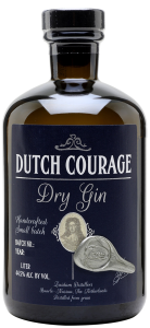 Dutch Courage Dry Gin Zuidam