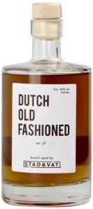 Stad & Vat Dutch Old Fashioned Barrel Aged
